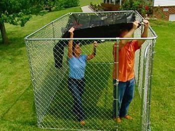 动物园用勾花网